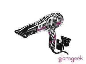 RAW Zebra Power Hairdryer
