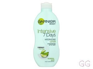 Intensive 7 Days Hydrating Lotion with Moisturising Aloe Vera