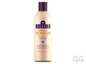 Aussie Miracle Nourish Shampoo For Long Hair