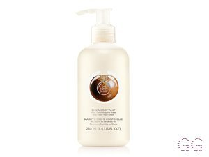 The Body Shop Shea Nourishing Whipped Lotion