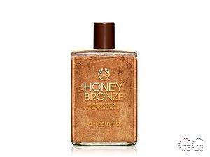 Shimmering Dry Oil Honey