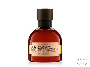 The Body Shop Spa Of The World™ Polynesian Monoï Radiance Oil