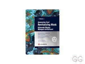 Leaders 7 Wonders Amazonian Acai Revitalising Sheet Mask