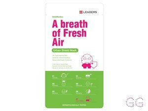 Leaders Daily Wonders A Breath of Fresh Air Sheet Mask