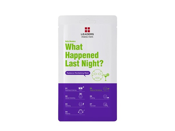 Leaders Daily Wonders After Party Refreshing Sheet Mask