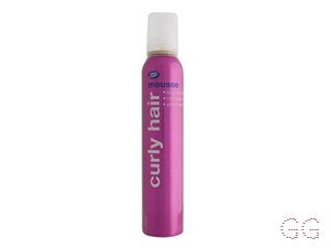 Boots Essential Styling Mousse Curl