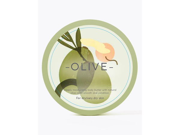 Nature's Ingredients Olive Body Butter