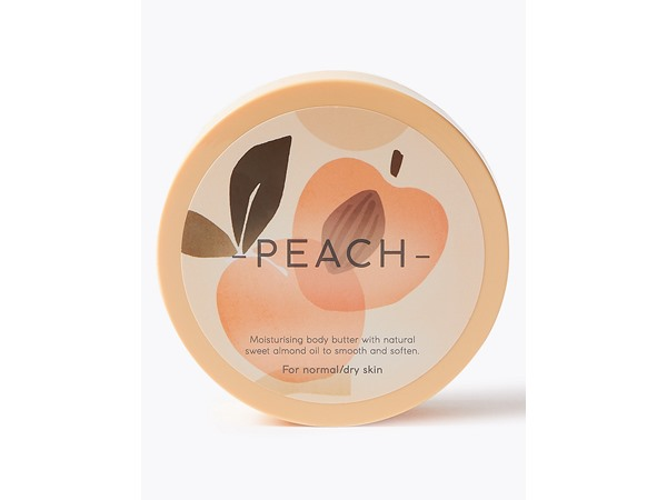 Nature's Ingredients Peach Body Butter