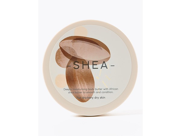 Nature's Ingredients Shea Body Butter