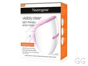 Visibly Clear Light Therapy Acne Mask