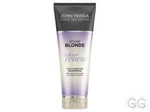 John Frieda Sheer Blonde (Yellow) Colour Renew Shampoo