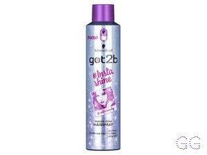 Schwarzkopf got2b Instashine Hairspray