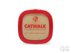 W7 Catwalk Complexion Compact Powder