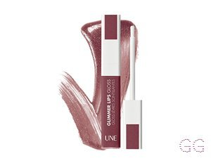 UNE Natural Beauty Glimmer Lip Gloss
