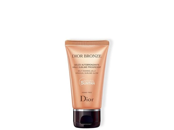 Bronze Self Tanning Jelly Gradual Glow Face