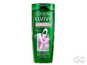 L'Oreal Elvive Phytoclear Anti-Dandruff Soothing Shampoo