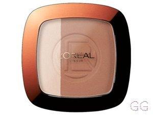 L'Oreal Glam Bronze Duo Powder