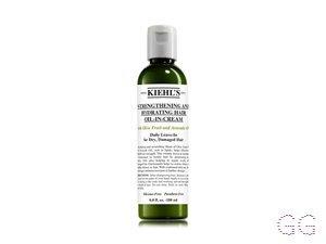 Kiehls Olive Fruit Oil Deeply Reparative Hair Pack