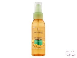 Pantene Smooth & Sleek Dry Argan Oil