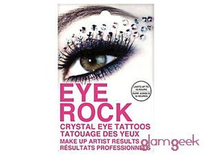 Eye Rock Crystal Tattoos