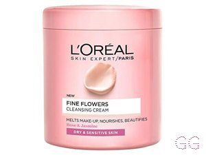 Fine Flowers Cleansing Cream Make-Up Remover