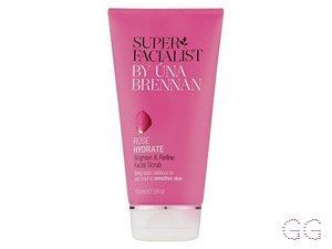Super Facialist Rose Brighten & Refine Facial Scrub