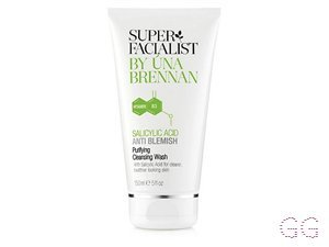 Super Facialist Salicylic Acid Purifying Cleansing Wash