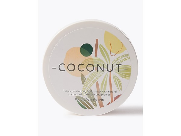 Nature's Ingredients Coconut Body Butter