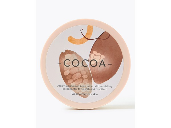 Nature's Ingredients Cocoa Bean Body Butter