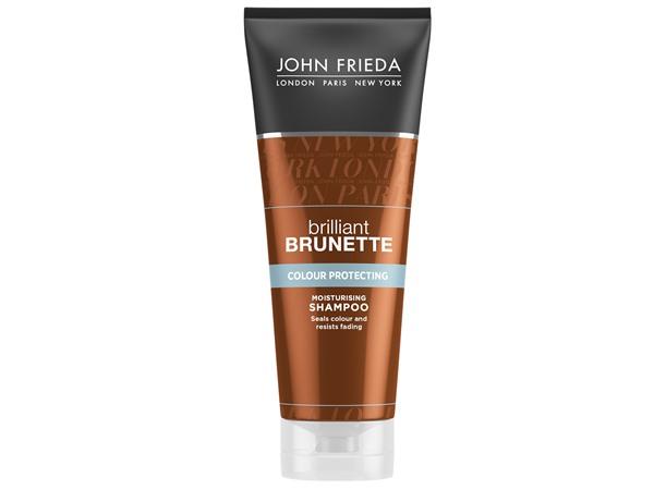 John Frieda Brilliant Brunette Tone Revealing Shampoo