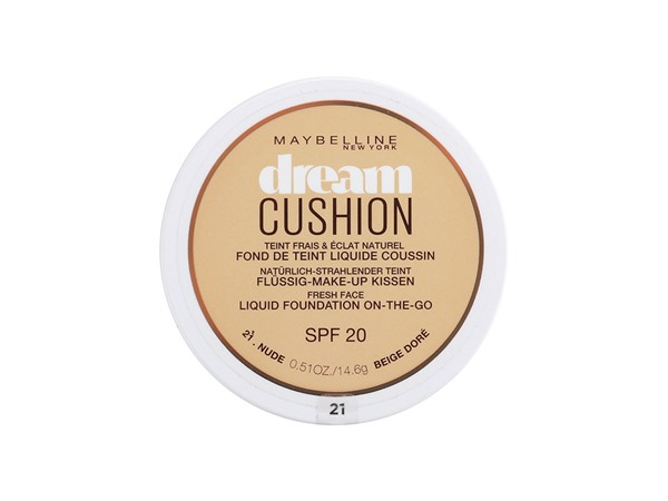 Maybelline Dream Cushion Liquid Foundation