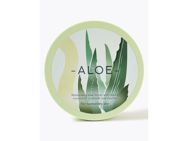 Nature's Ingredients Aloe Vera Body Butter