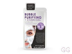 Bubble Charcoal Face Sheet Mask