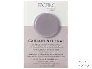 Face Inc Carbon Neutral Charcoal Purifying Pod Mask