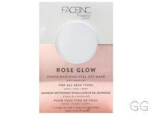 Face Inc Rose Glow Peel Off Pod Mask