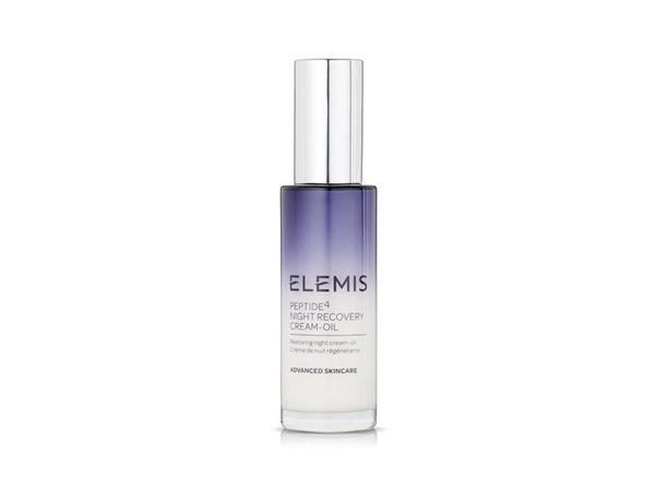 Elemis Peptide4 Night Recovery Cream-Oil