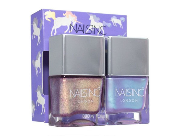 Sparkle Like A Unicorn Nail Polish Duo Kit