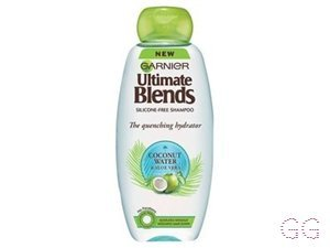 Garnier Ultimate Blends Coconut Water Dry Hair Shampoo