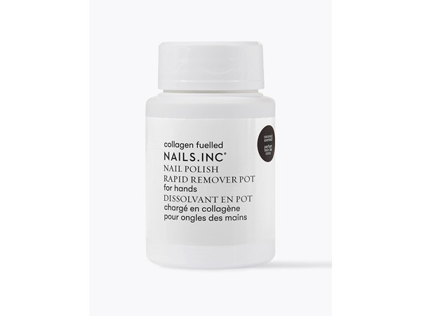 Express Nail Polish Remover Pot Powered By Collagen