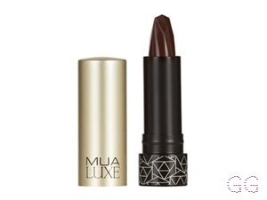 MUA Luxe Velvet Matte Lipstick