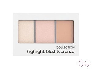 Blush Bronze Highlighter Trio Nudes