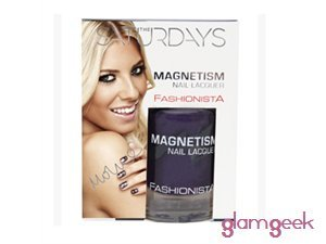 Fashionista The Saturdays Magnetism Nail Lacquer