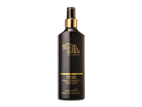 Everyday Liquid Gold Gradual Tan Oil