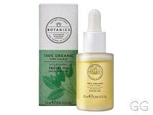 Botanics Organic Facial Oil 100% Organic