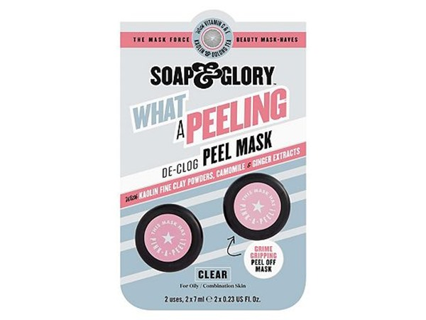 What A Peeling! De-Clog Mask