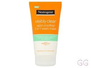 Visibly Clear Spot 2 In 1 Wash Mask