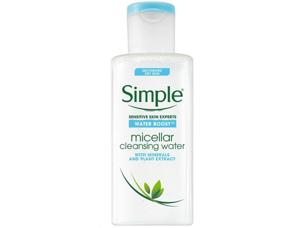 Simple Water Boost Micellar Cleansing Water