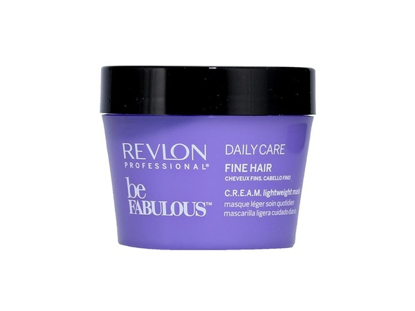 Revlon Professional Be Fabulous Daily Care Cream Mask For Fine Hair