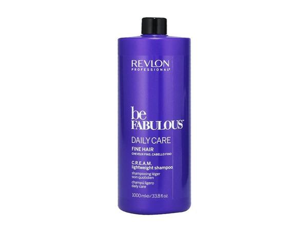 Revlon Professional Be Fabulous Daily Care Cream Shampoo For Fine Hair