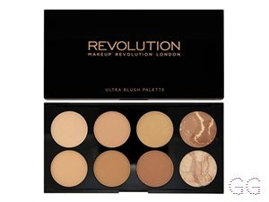 Revolution Bronze Palette